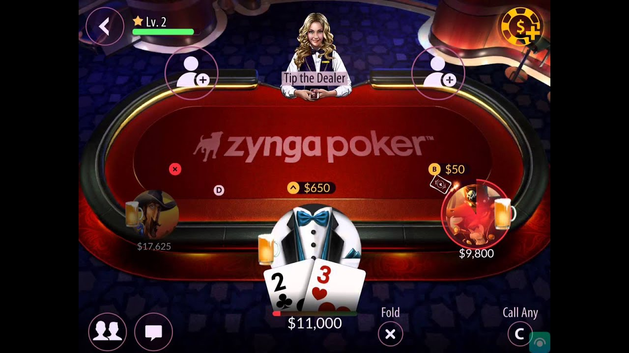 Review Game Zynga Poker Texas Holdem! Game Penghilang Kejenuhan